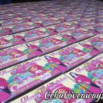 100pcs Strawberry Shortcake Ref Magnets