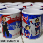 Additional order of Mugs for Aaron Joaquin