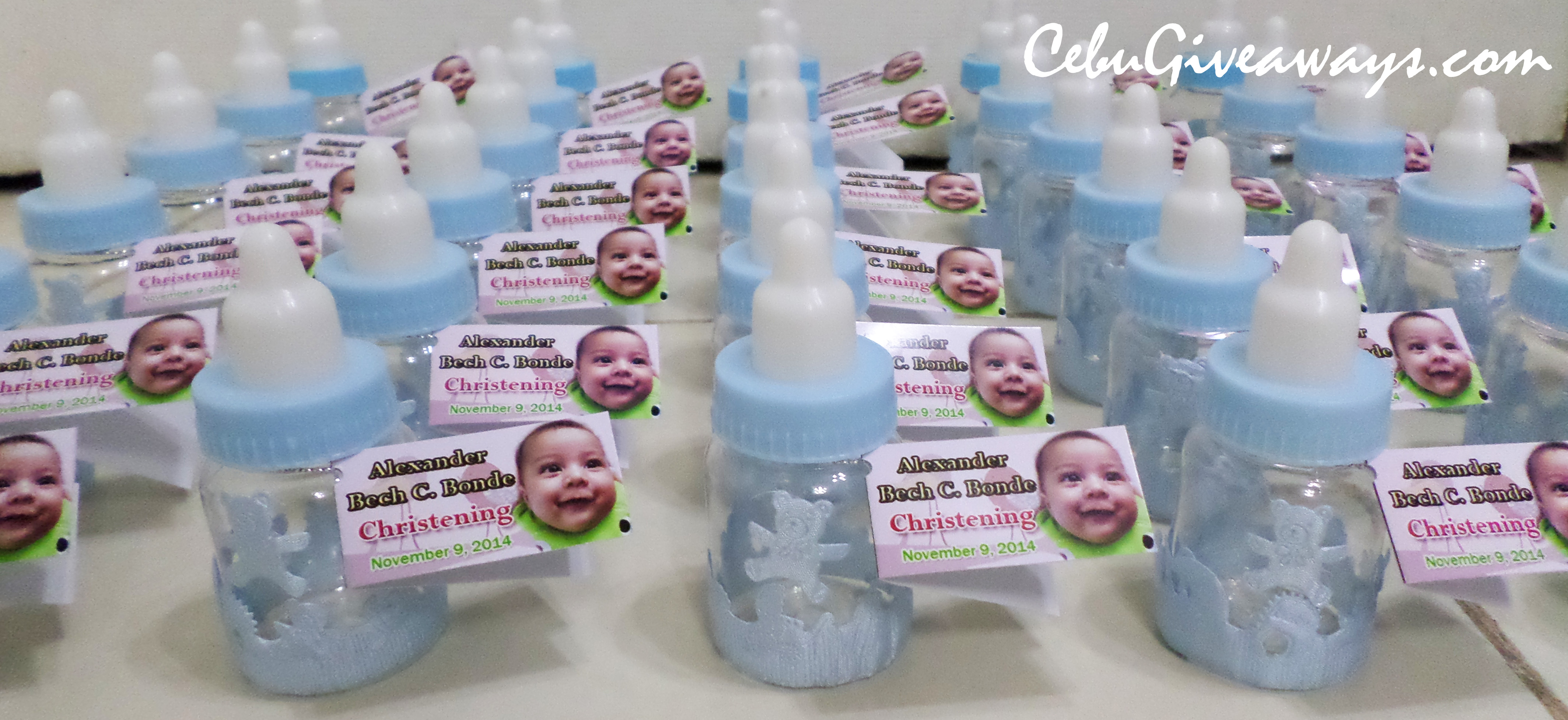 Christening Giveaways Cebu Giveaways Personalized Items