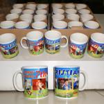 Christian Tan's Personalized Mugs