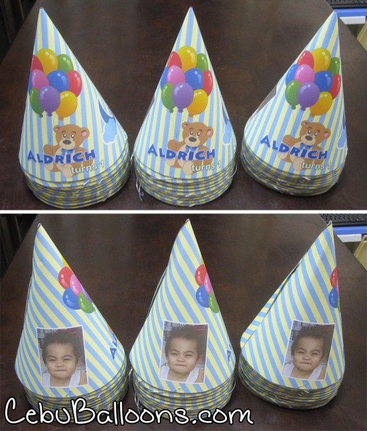 Customized Party Hats