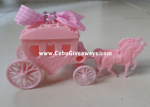 Giveaways - Horse Carriage