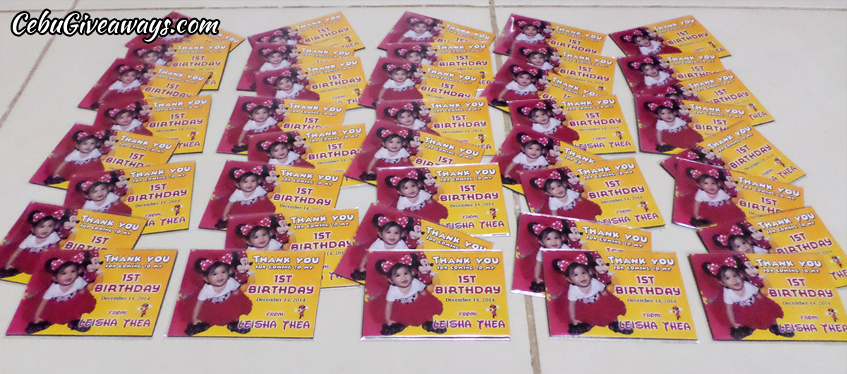 ref magnets cebu giveaways personalized items party souvenirs