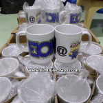 Minions Personalized Mugs for EON