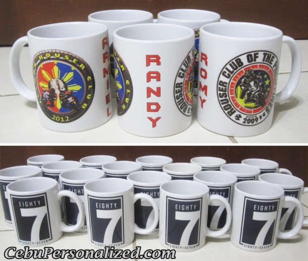 Mugs for Rouser Club & Batch 87