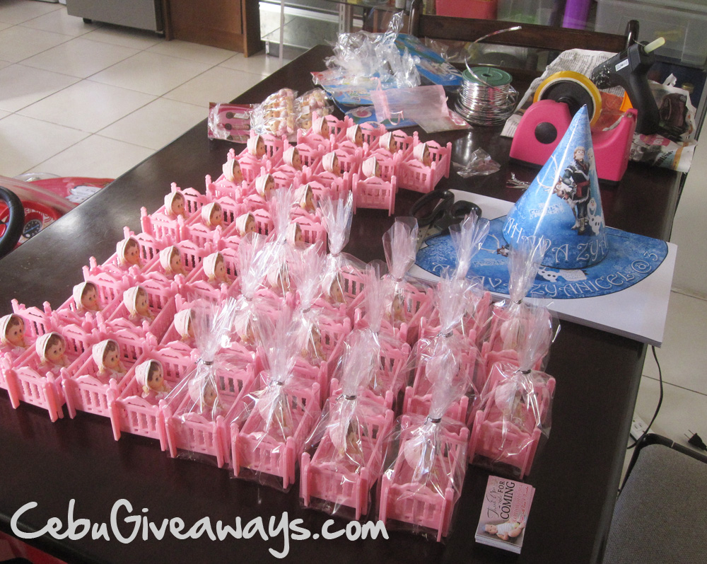 Party items cebu giveaways personalized items party souvenirs - Giveaways baptism ...
