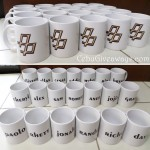 Personalized Mugs for MIT (different names each)