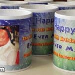 Personalized White Mugs for Ever Masalta