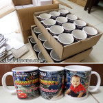 Ramon Andre's (Cars Theme) Personalized Mugs