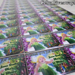 Tinkerbell-theme Personalized Ref Magnets (Jannah Bernice Bilan)