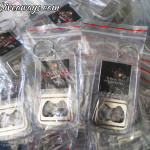 100pcs Dota 2 Tournament Keychains with Bottle Opener