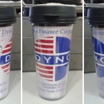 Sample Tumbler for Dyno Finances